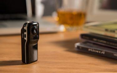 Minikamery bezprzewodowe